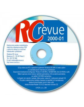 CD-ROM RC revue 2000-01