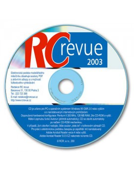 CD-ROM RC revue 2003