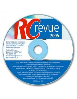 CD-ROM RC revue 2005