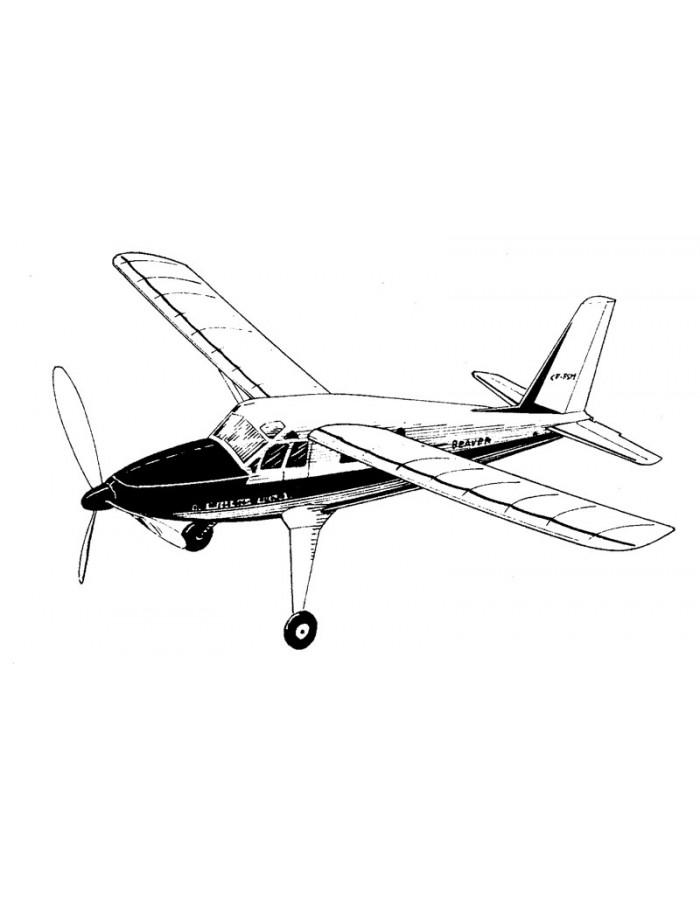 Pt6a Cutaway