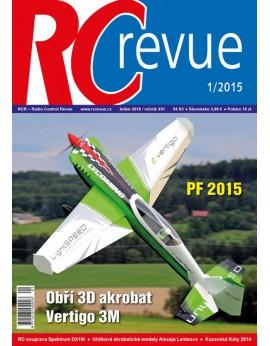 RC revue 1/2015