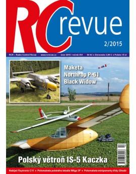RC revue 2/2015