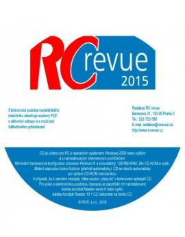 DVD-ROM RC revue 2015