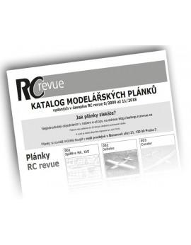Katalog plánků