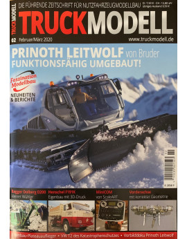 Truck Modell 2/2020