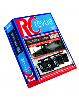 Desky na RC revue 2020
