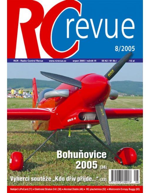 RC revue 8/2005