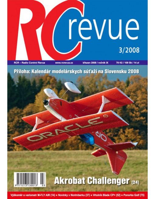 RC revue 3/2008