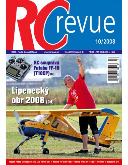 RC revue 10/2008