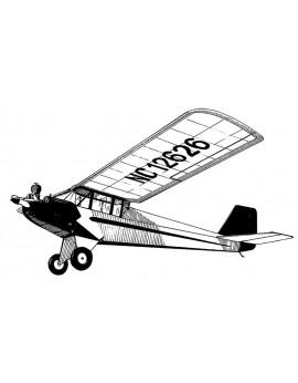 Taylor Cub F-2 (059s)