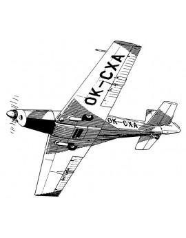 Zlín 526 AFS (071s)