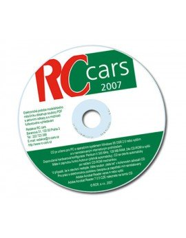 CD-ROM RC cars 2007