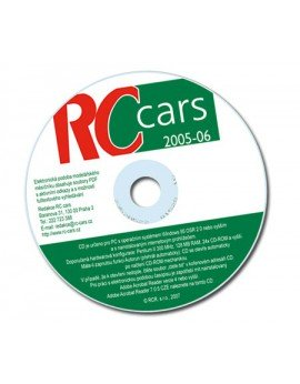CD-ROM RC cars 2005–2006